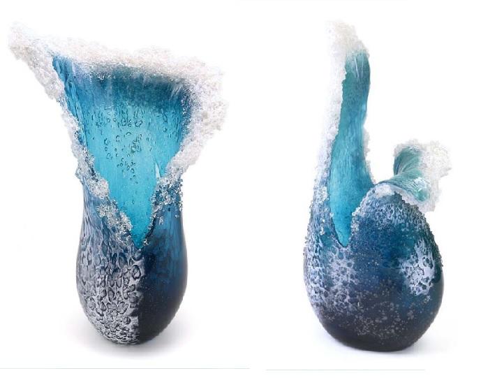 vasos-de-vidro-ondas-do-mar